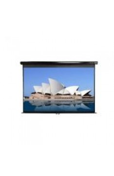 Manual Projection Screen 300 x 225cm